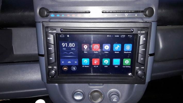 Multimedija Android Smart